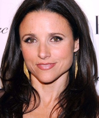 Today Show: Julia Louis-Dreyfus with Father