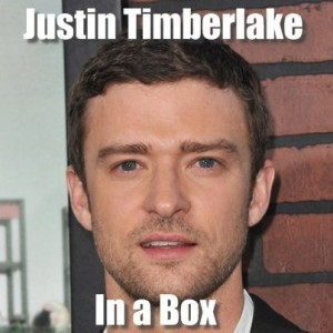 Ellen: Whats in the Box Winner Won $5,000 & Justin Timberlake in a Box
