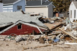 The View: Spontaneous Construction Hurricane Sandy Long Island Relief