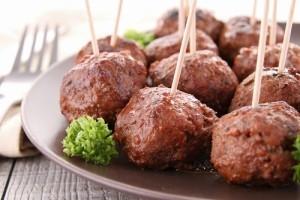 The Chew: Susan Sarandon & Meatball Shop Spicy Pork Meatball Recipe