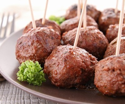 The Chew: Susan Sarandon & Meatball Shop Spicy Pork Meatball Recipe