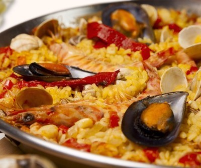 Today Show: Mark Bittman Simple Paella Recipe with Pasta or Seafood