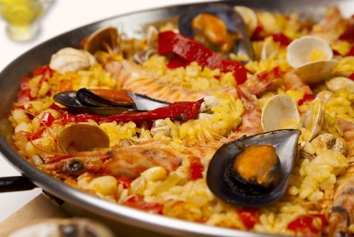 Simple+Paella+Recipe Today Show: Mark Bittman Simple Paella Recipe ...