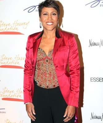 Ellen talked to Robin Roberts about her special Thank You America on the show today, as well as being one of Glamour's Women of the Year.(Debby Wong / Shutterstock.com)