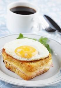 GMA: Daniel Humm I Love New York Cookbook & Ham & Egg Sandwich Recipe