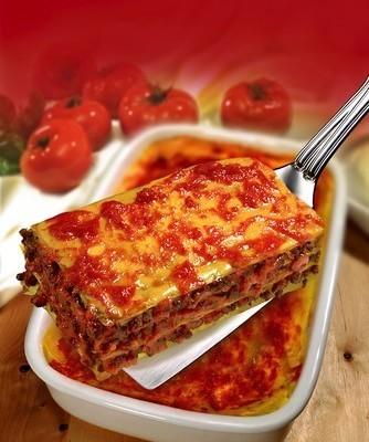 The Chew: Spicy Sausage Lasagna Recipe & Light Sausage Lasagna Recipe