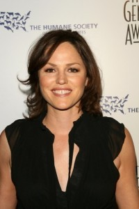 The Talk: Jorja Fox How I Became An Elephant & CSI Season 13