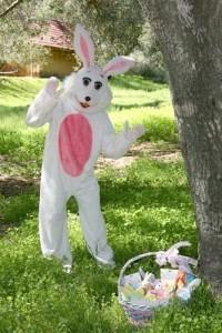 Jimmy Kimmel Live: White House Yoga Garden & Easter Bunny Motorcycle