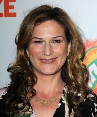 The Talk: Ana Gasteyer Pronunciation, Commute & Suburgatory Review