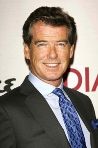 Pierce Brosnan told Kelly and Michael that he plans to ask his wife to marry him again. s_bukley / Shutterstock.com