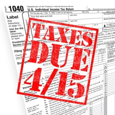 April 15 Tax Day & Things You Don't Want To Hear From Your Accountant
