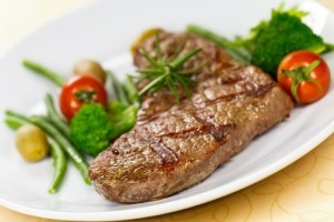 The Chew: Grilled Korean Style Strip Steak Recipe & How To Buy Meats