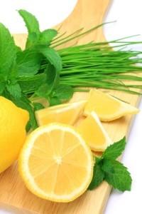 The Chew: Lemon Herb Crusted Roast Beef Recipe & Portobello Mushrooms