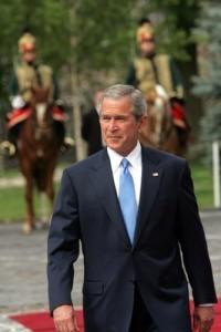 Late Show: George W. Bush Presidential Library & Eric Draper Photos