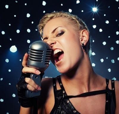 The Voice: Karina Iglesias Star Power & Garrett Gardner Audition #2