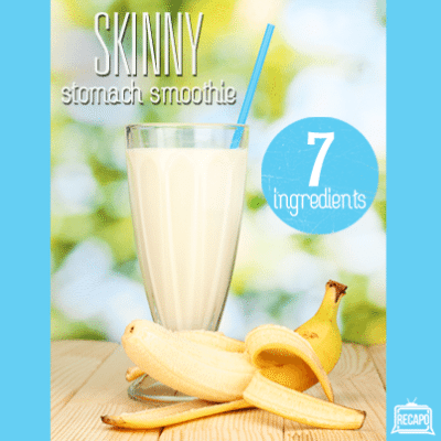 The Drs: Sleek Stomach Smoothie Recipes & Six Foods to Flatten Bellies