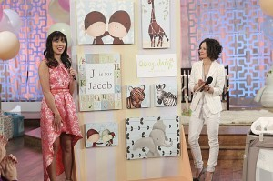 The Talk Baby Shower: Babiators, Boxy Backpack & Oopsy Daisy Reviews