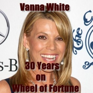 Katie: Vanna White 30 Years on Wheel of Fortune & Sandra Lee Recipes