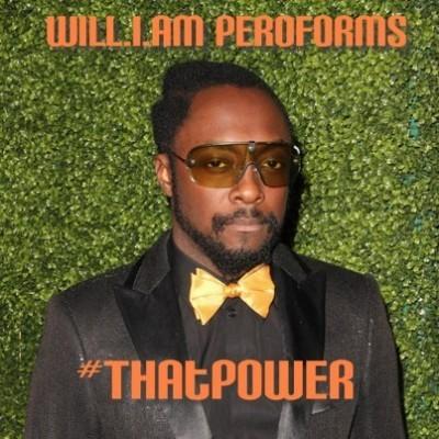 "Ellen: Will.i.am Custom Built Car & Will.i.am ""#ThatPower"" Performance"