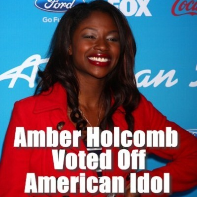 Today Show: Amber Holcomb Voted Off American Idol & Future Career Plan