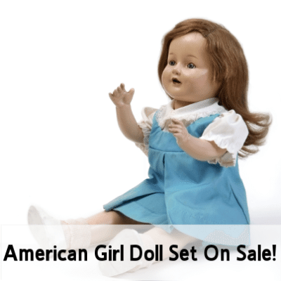 Today Show: American Girl Doll Set Review & Vintage Kantha Throws