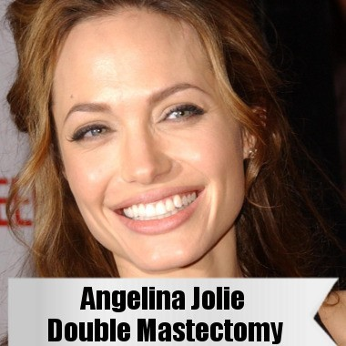 Today Show: Angelina Jolie Double Mastectomy & BRCA 1 BRCA 2 Gene Test