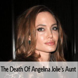 Today: Angelina Jolie Loses Aunt; Five Flops Review; Papaya BBQ Sauce