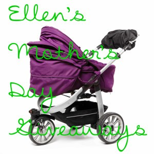 Ellen: MamaRoo, 4Moms Play Yard, Zulily, Huggies 6-Month Supply Review