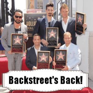 "GMA: Backstreet Boys ""Permanent Stain"" Single Review, Summer 2013 Tour"