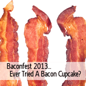 Today Show: Baconfest Chicago 2013 - Home Of The Bacon Cupcake