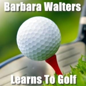 The View: Steve Schirripa Co-Host & Michael Breed Teaches Barbara Golf