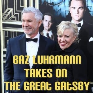 GMA Goes Gatsby: Baz Luhrmann Directs Leo DiCaprio & Carey Mulligan