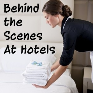 Today Show: Behind the Scenes Of Hotels and Cruises & Cruise Ship Tips