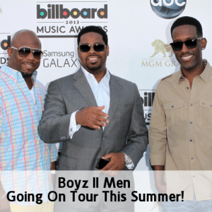 Today: New Kids On The Block, 98 Degrees, Boyz 2 Men The Package Tour