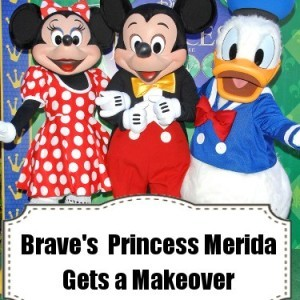 Today: Princess Merida Gets Makeover & Sketchers Paying $40 Million
