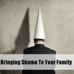 Dr. Phil: Bringing Shame To Your Family & Learning To Own Your Actions