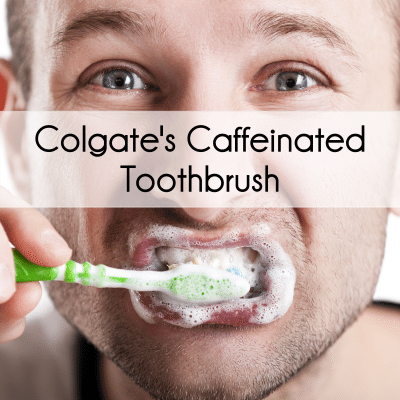 Ellen: Study Shows Women Talk More Than Men & Caffeinated Toothbrush