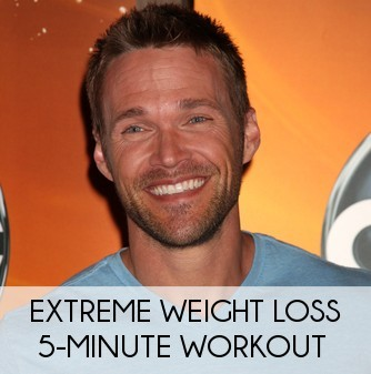 GMA: Chris Powell Step Jacks Workout, Extreme Weight Loss Twins Review