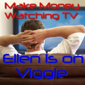 "Ellen: Lauren Graham ""Little Call"" Joke & Viggle Television App Review"
