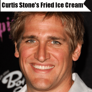The Chew: Curtis Stone's Coconut and Cornflake Fried Ice ...