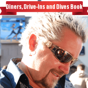 Today: Guy Fieri Diners, Drive-Ins & Dives Book & Great Gatsby Fashion