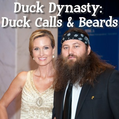 duck dynasty cast news jase reveals trick to convincing missy the duck