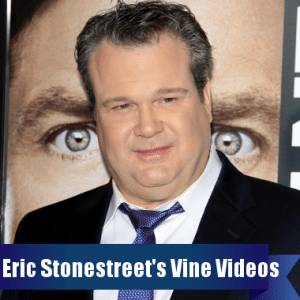 GMA: Eric Stonestreet's Vine Videos & Dream of Being a Ringling Clown