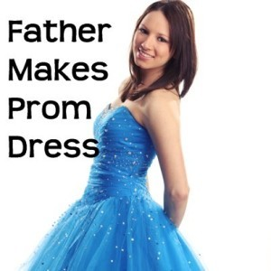 The View: Air Force Father Makes Daughter's Prom Dress From Scratch