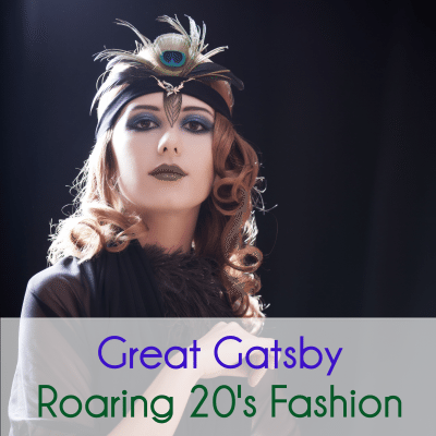 GMA: Charming Charlie & Catherine Martin Great Gatsby Fashion Review