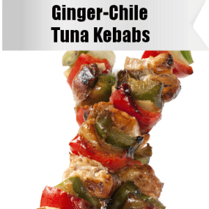 Today Show: The Grilling Book Review & Ginger-Chile Tuna Kebabs Recipe