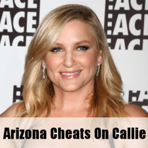 Kelly & Michael: Jessica Capshaw 'Grey's Anatomy'