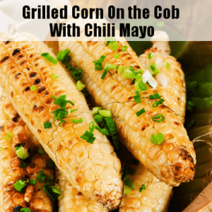 Today Show: Ben Daitz & Ratha Chaupoly Corn On the Cob With Chili Mayo