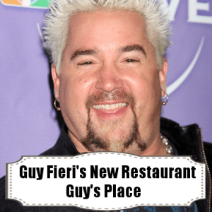 Today: Guy Fieri Guy's Place Restaurant & Kitchen Nightmare Goes Viral