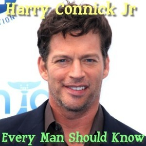 Ellen: Harry Connick Jr Every Man Should Know Review & Twitter Account